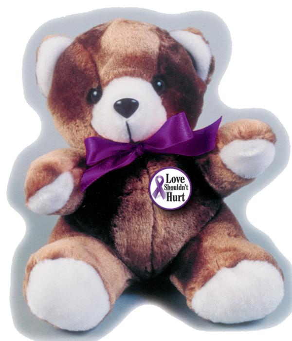 Love Shouldn't Hurt - Teddy Bear