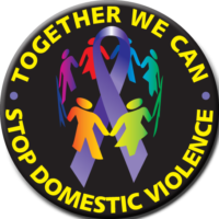 TOGETHER WE CAN STOP DOMESTIC VIOLENCE