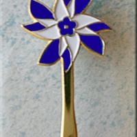 *Pinwheel - Lapel Pin