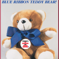 There's No Excuse For Child Abuse - Teddy Bear