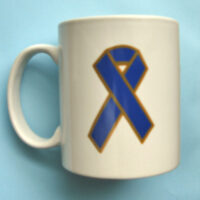 Blue Ribbon - Mug