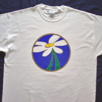 White Daisy - Tee-Shirt