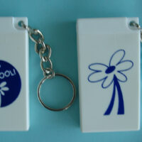 DAISY/Stay in School - Condom Key Chain