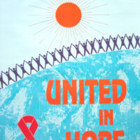 United in Hope WAD - Poster