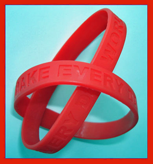 LOVE YOURSELF SAY NO TO DRUGS - Wristbands