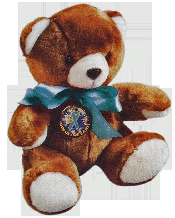 "SPEAK OUT...9"" Plush Teddy Bear"