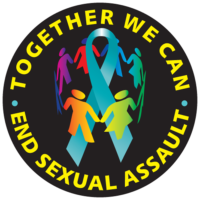 TOGETHER WE CAN END SEXUAL ASSAULT!