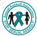 Sexual Assault Awareness Themed Products.