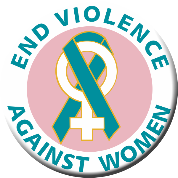 END VIOLENCE AGAINST WOMEN - Roll of 1000