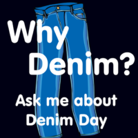 Denim Day Awareness Themed Products