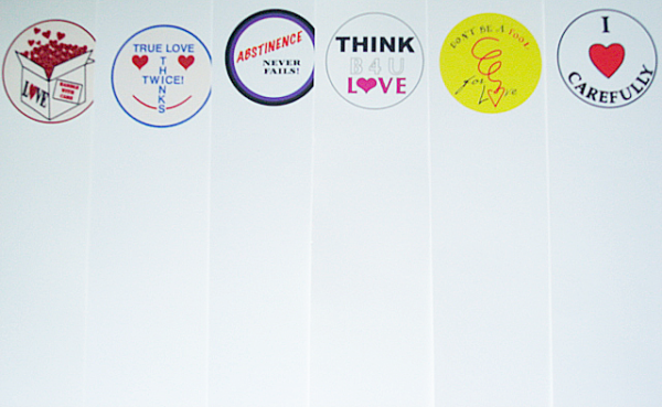 DON'T BE A FOOL FOR LOVE- Bookmark