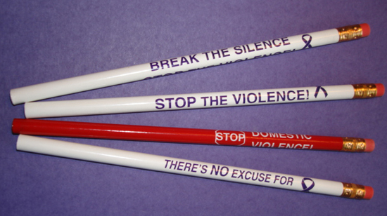 There's No Excuse For DV - Pencil