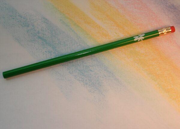Daisy Logo Pencil