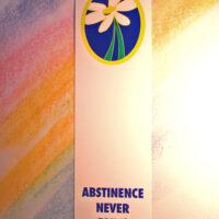 DAISY/Stay in School - Bookmark