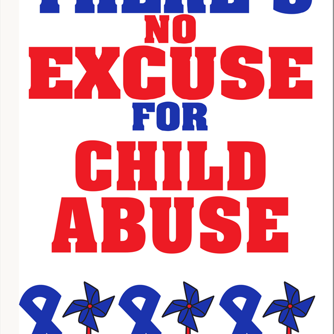 Child Abuse & Neglect Awareness Products